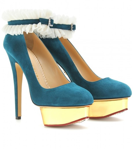 "Charlotte Olympia ""Dolly"" heels"