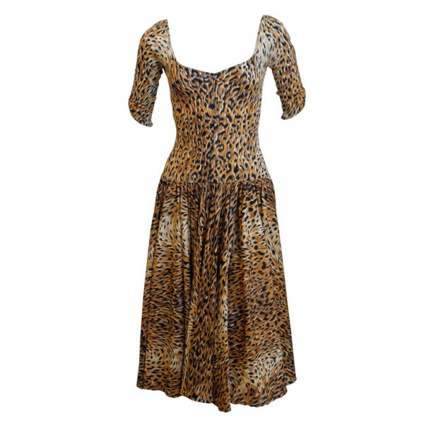 1970s Norma Kamali dress via 1stdibs.com