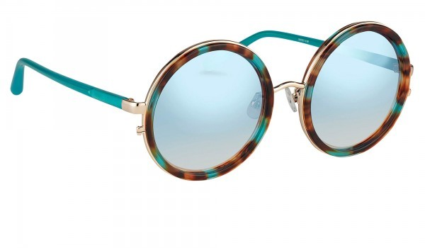 Linda Farrow for Matthew Williamson sunglasses