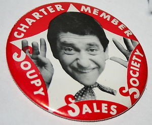 soupy sales button