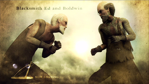 Ed and Boldwin