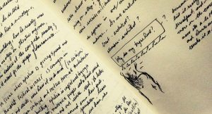 Entropy - Writing and Drawing