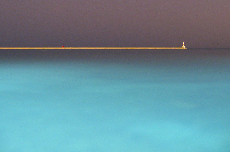 chicago_abstract_night_purple_harbour_lakemichigan