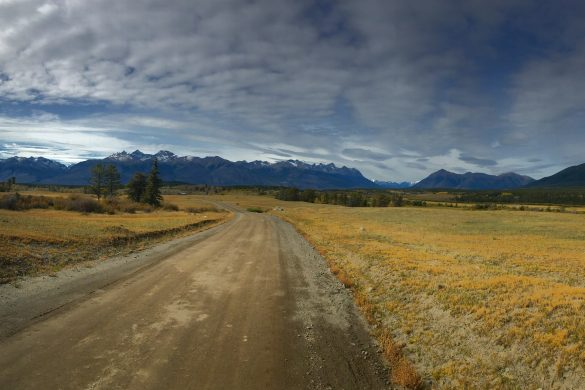 Nemia Valley, roughly 3 hours west of Horsefly in the Chilcotin region. -- via Grace Forrest