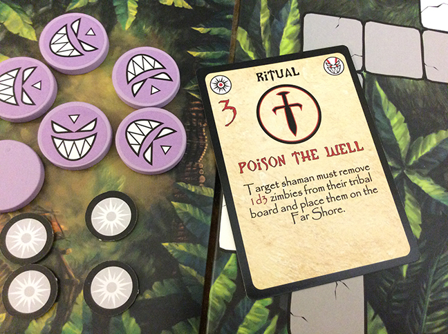 With one ritual, Purple decimated her rival tribe.