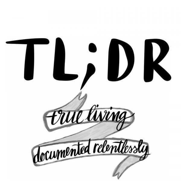 Tldr Meaning Tl Dr