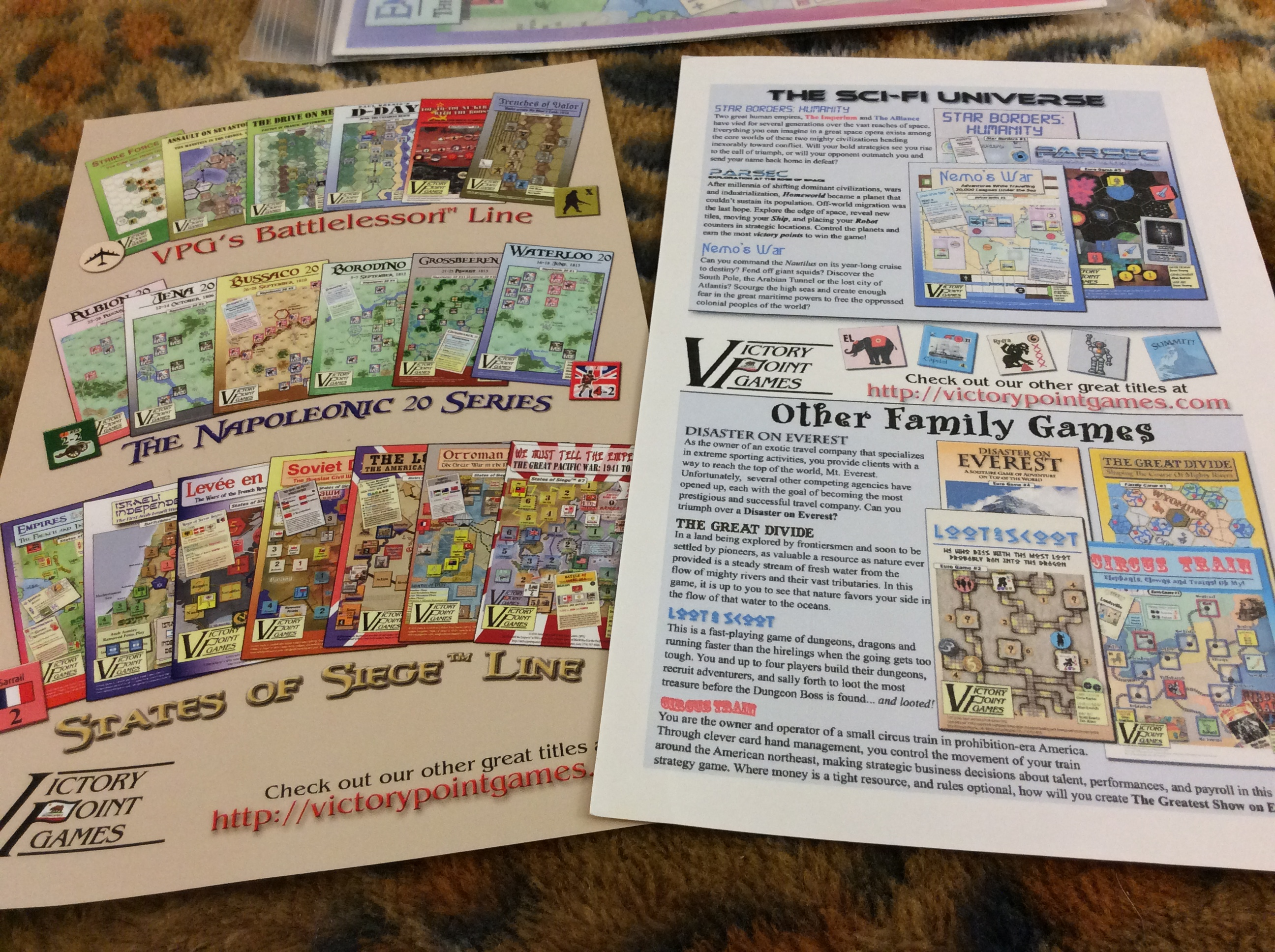 Is 2014 08 sports wagering guidelines that you cana t afford to overlook - These Ad Inserts From Empires In America Show Vpg S Expanding Catalog