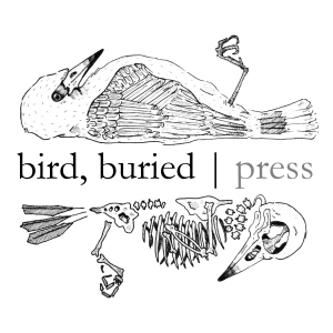 bird, buried press