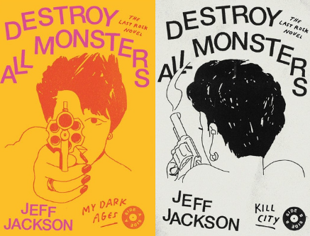 Jeff Jackson Is The Author Of Mira Corpora 2013 Two Dollar Radio And Forth Coming Novel Destroy All Monsters 2018 FSG Originals Which Being